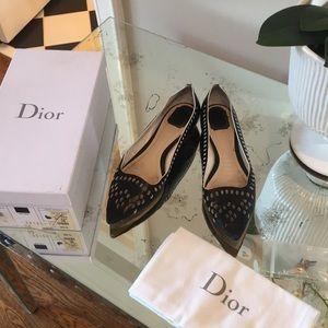 Christian Dior Flats